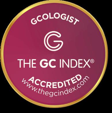GCologist Accreditation Badge