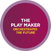 Play Maker Badge
