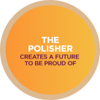 Polisher Badge