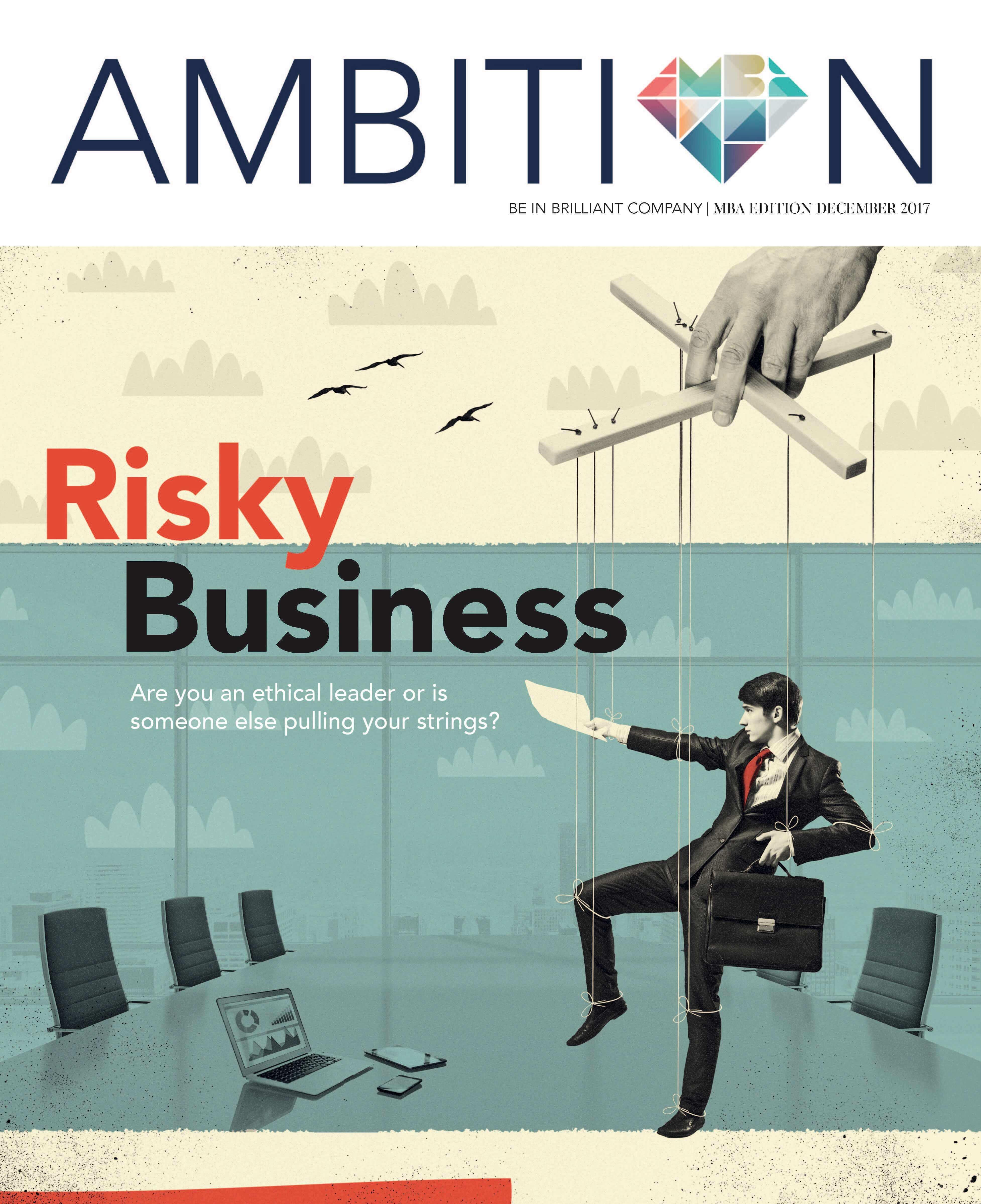 Ambition - Dec 2017