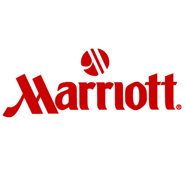 Marriott website logo