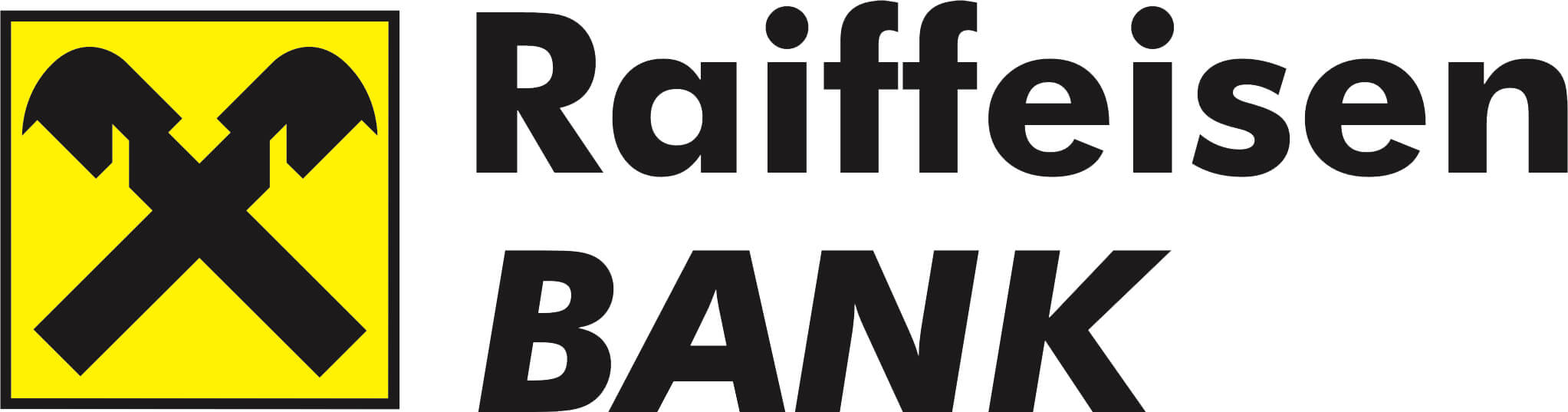 Raiffeisen website logo