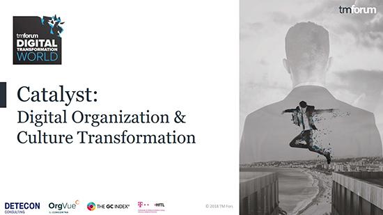 Digital Organisation Culture Transformation