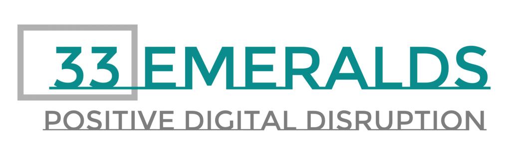 33 Emeralds Logo