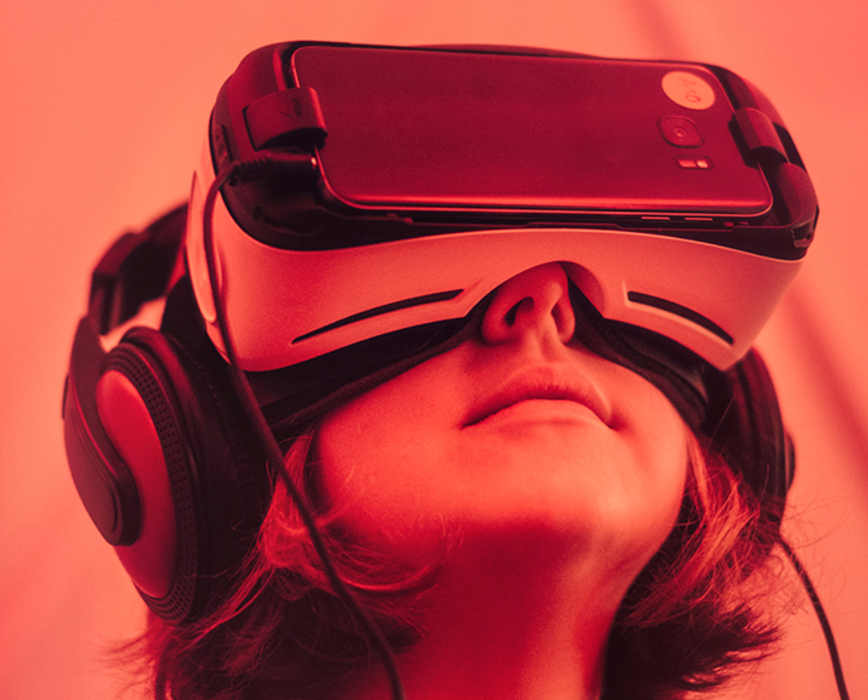 Girl VR Image