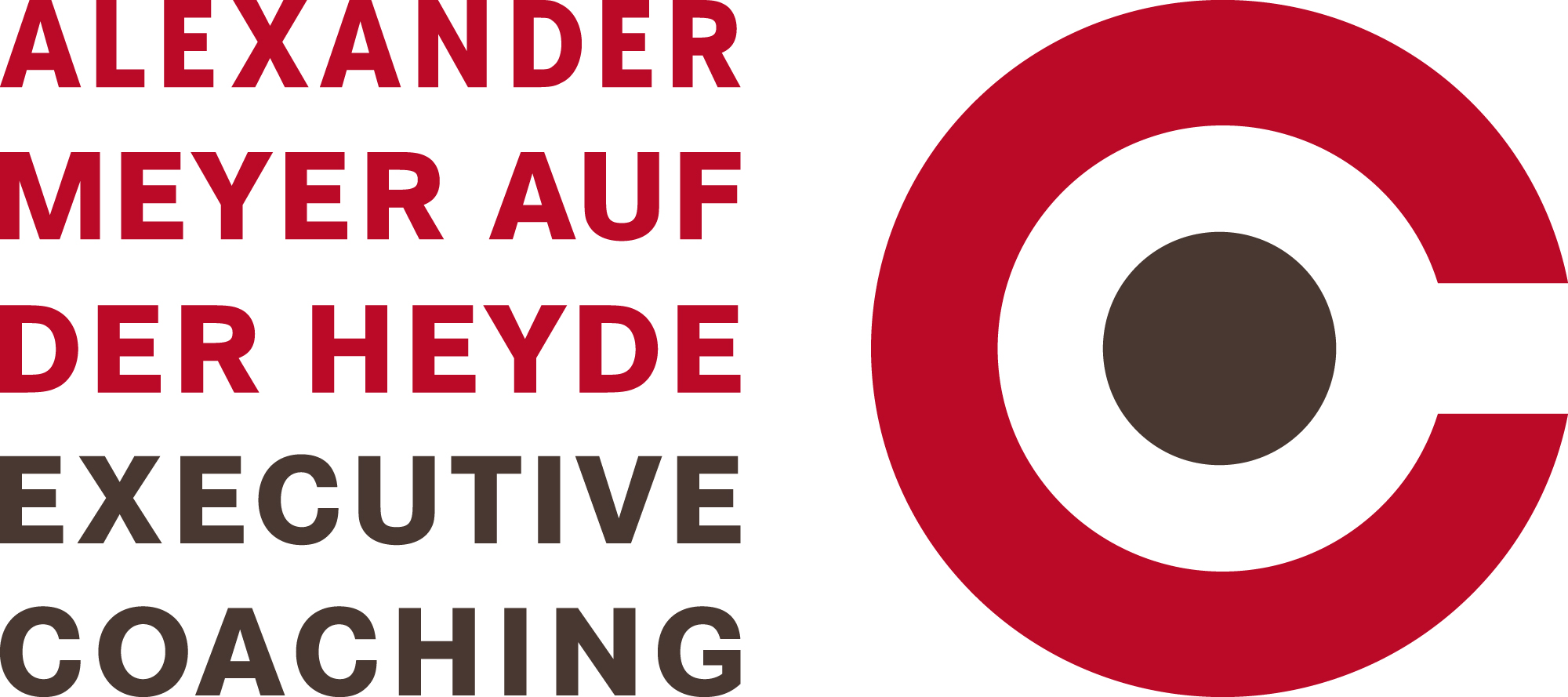 Alexander Meyer auf der Heyde Executive Coaching