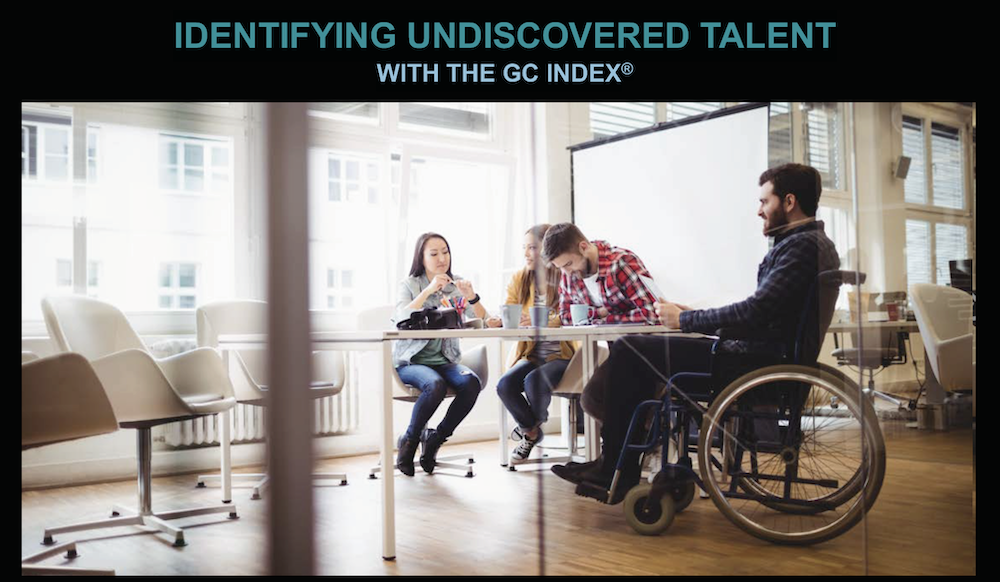 IDENTIFYING UNDISCOVERED TALENT