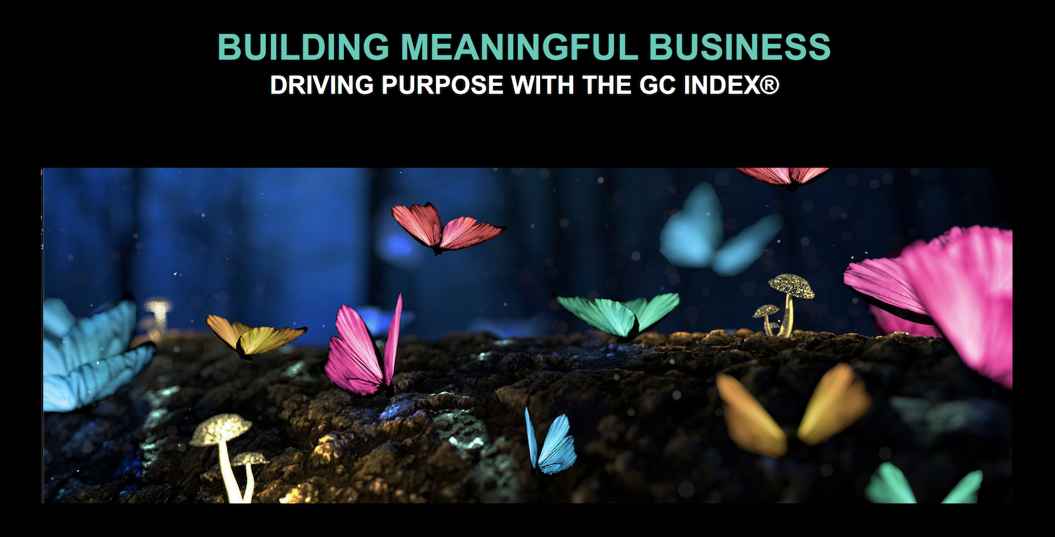Driving Purpose With The GC Index